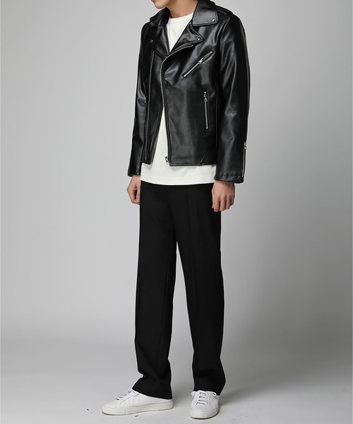 Pure Chic Rider Jacket(1col) 퓨어 시크 라이더 자켓