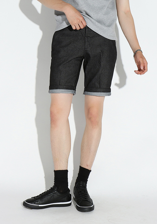 #SALE#Pino Real Denim Short Pants(6col)피노 생지데님 반바지