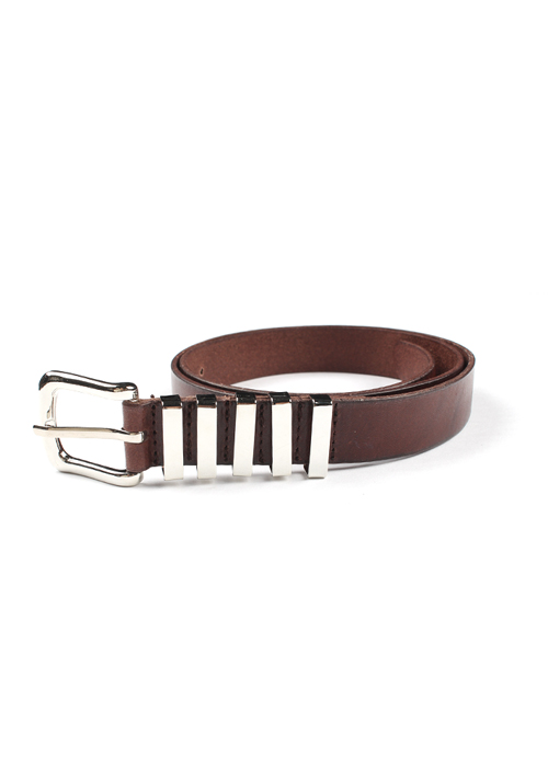 Balma** Leather Belt(3col)