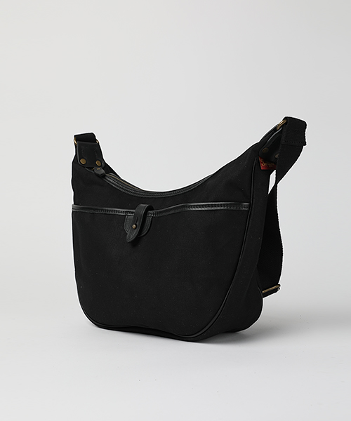 Half Circle Cross Bag(2col)반원 크로스백