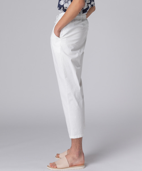 Washed Cotton Banding Pants(5col) 워싱 코튼 밴딩 팬츠