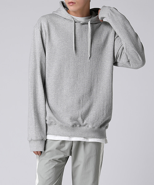 Volume Oversize Hoodie(4col) 볼륨 오버사이즈 후디