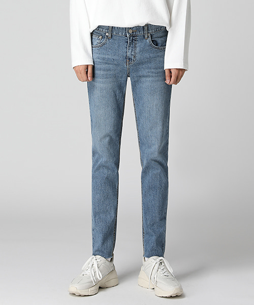 Martin Basic Cutting Jeans(2col) 마틴 베이직 컷팅 진