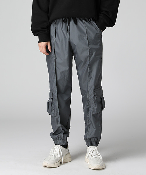 Pocket Track Jogger Pants(2col) 포켓 트랙 조거 팬츠
